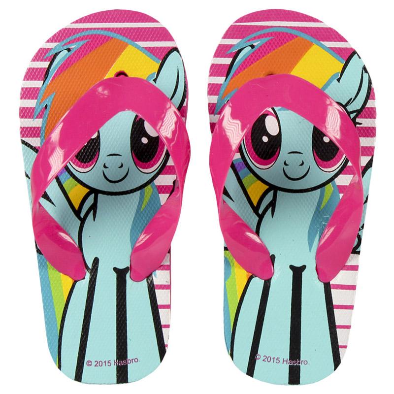 1a838c5c0e4 Badesko - My Little Pony - www.heltunik.no