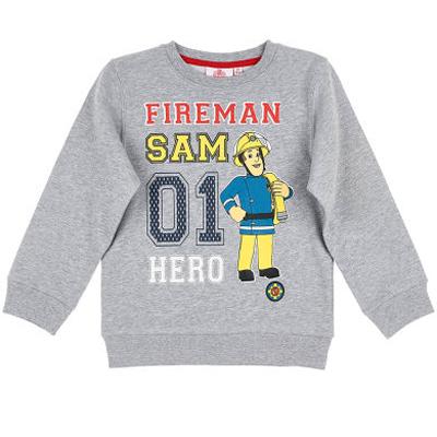 T skjorte Brannmann Sam Dyp turkis Helt Unik Klær og