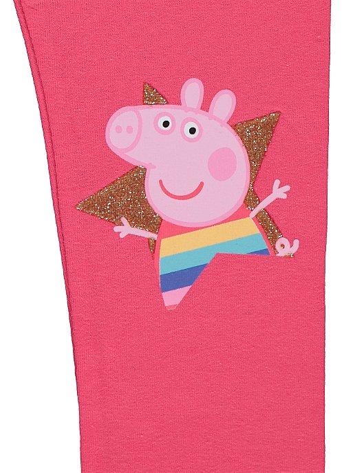 Peppa Gris kjole og genser sett