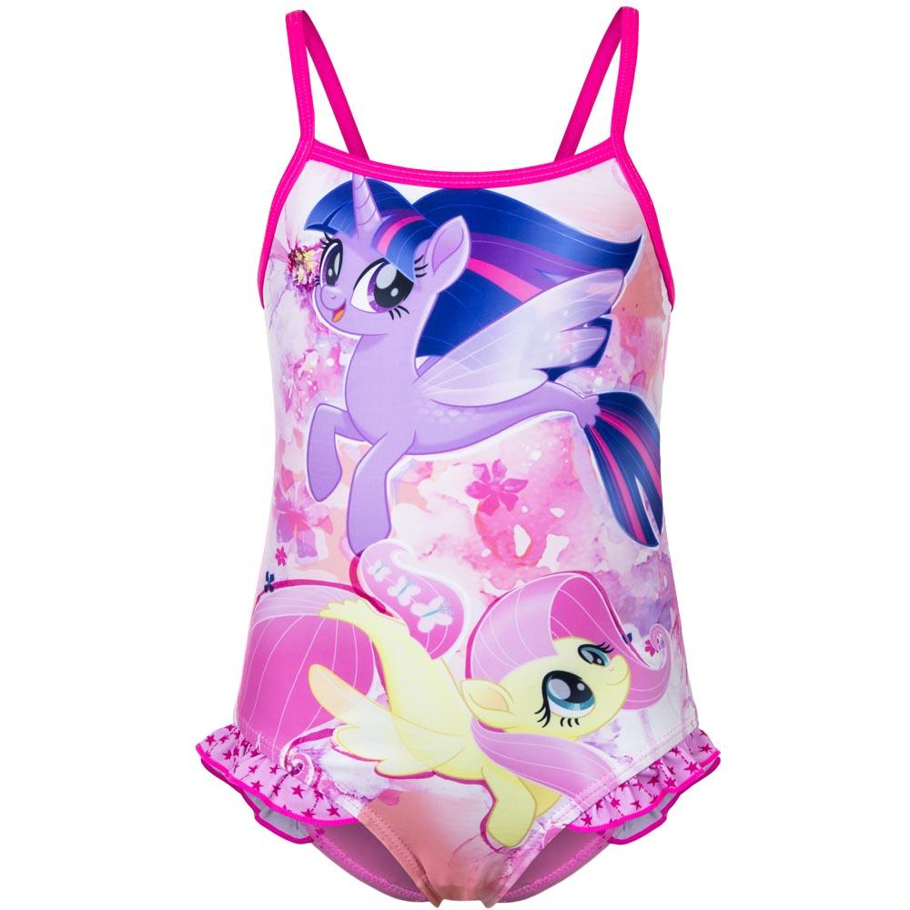 533170393c3 Badedrakt med volanger - My Little Pony - Rosa - www.heltunik.no